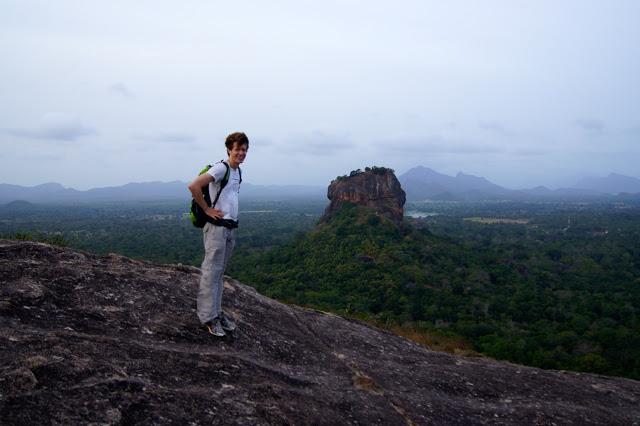 Morgenausflug auf den Pidurangala.